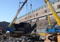 Демонтаж конструкций из металла в Ростове-на-Дону